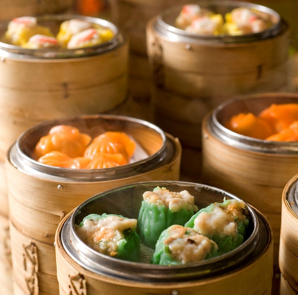 ALL-YOU-CAN-EAT DIMSUM BUFFET